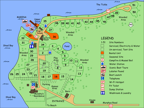 murphys-camping-campground-map-may-16-2016-rental-units-highlighted-500px