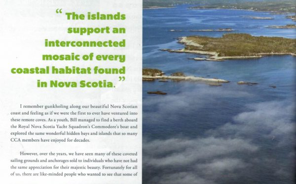 100 Wild Islands Voyages Magazine Article