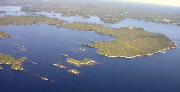 Gerard Island - 100 Wild Islands in Nova Scotia