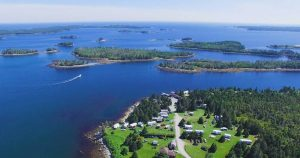 Murphys Camping 100 Wild Islands Nova Scotia