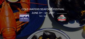 4th Annual Cold Waters Seafood Festival